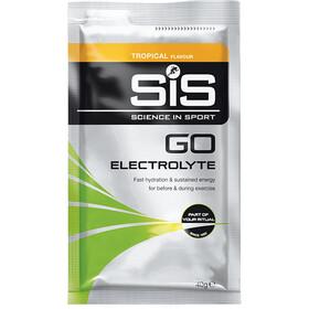 SiS GO Electrolyte Drink Box 18x40g, Tropical